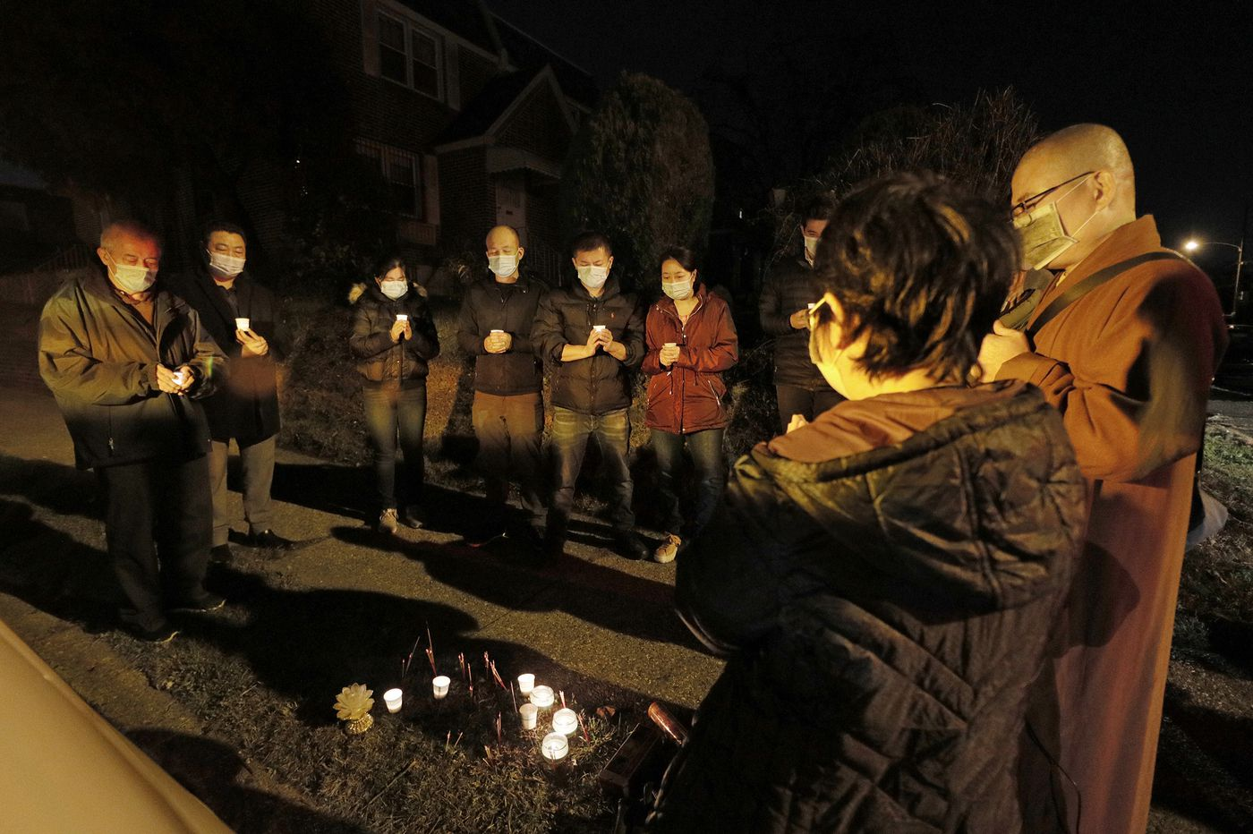 Vigil for Northeast Philly hit-and-run victim recalls a troubling trend citywide