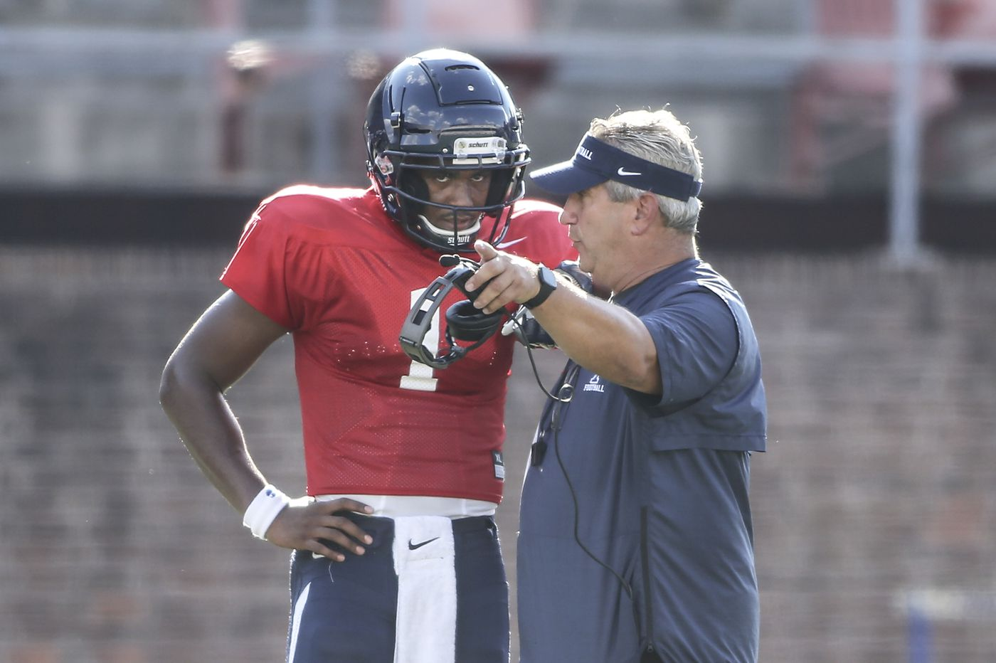 Penn opens football season against Bucknell with plan to utilize 2 QBs