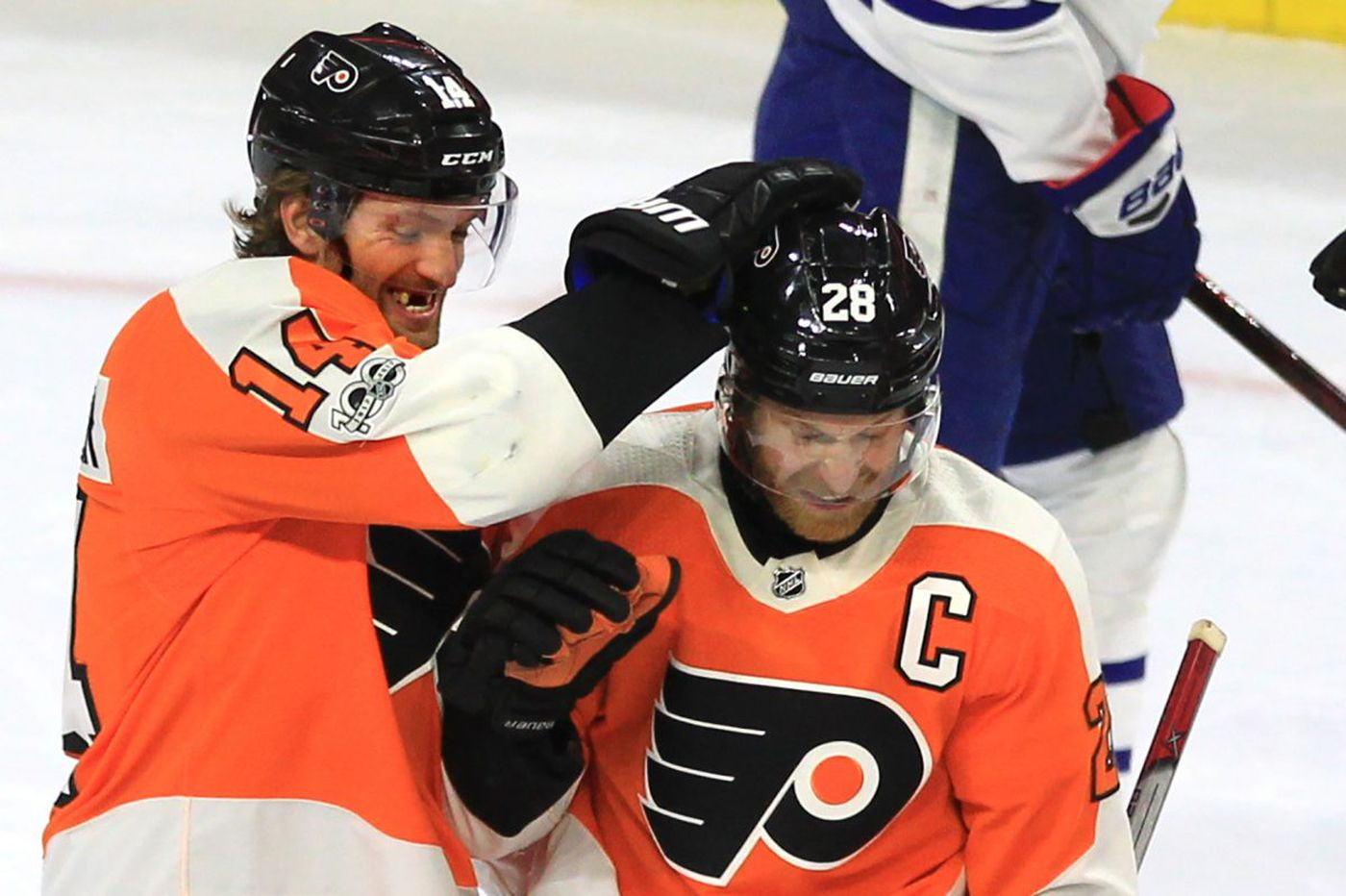 Sean Couturier, the snubbed all-star is Flyers' first-half MVP | Sam Carchidi
