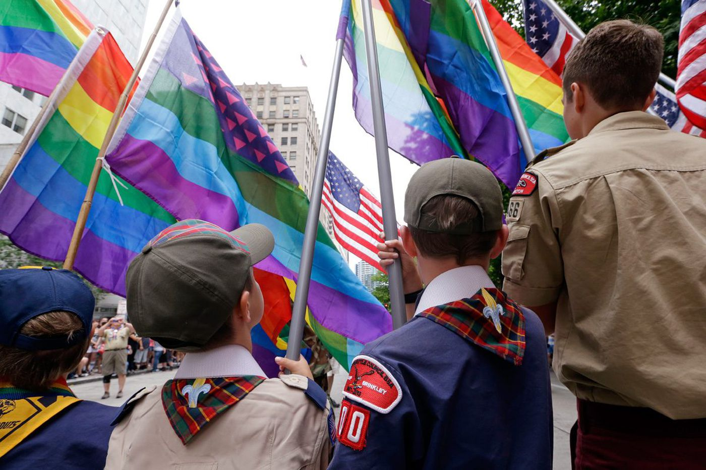 Boy Scouts' latest move leaves atheists scratching their heads | Perspective