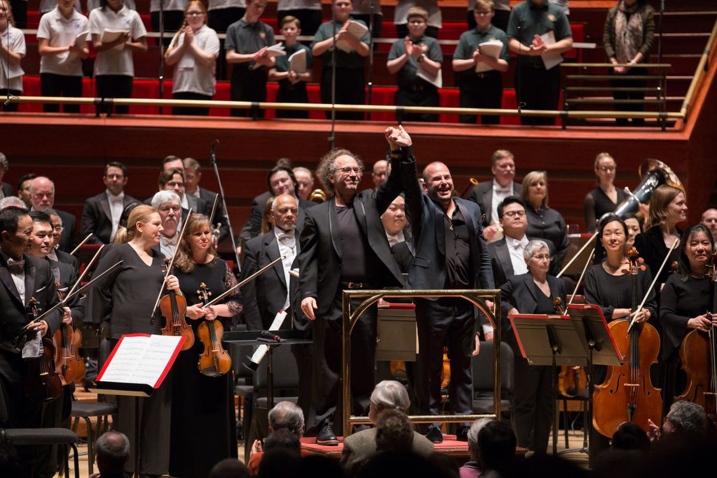 Philadelphia Orchestra's new oratorio wit' cheesesteaks was great fun at its Philly premiere