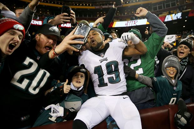 Philly fans brace for Bourbon Street, or their couch, ahead of Eagles-Saints game