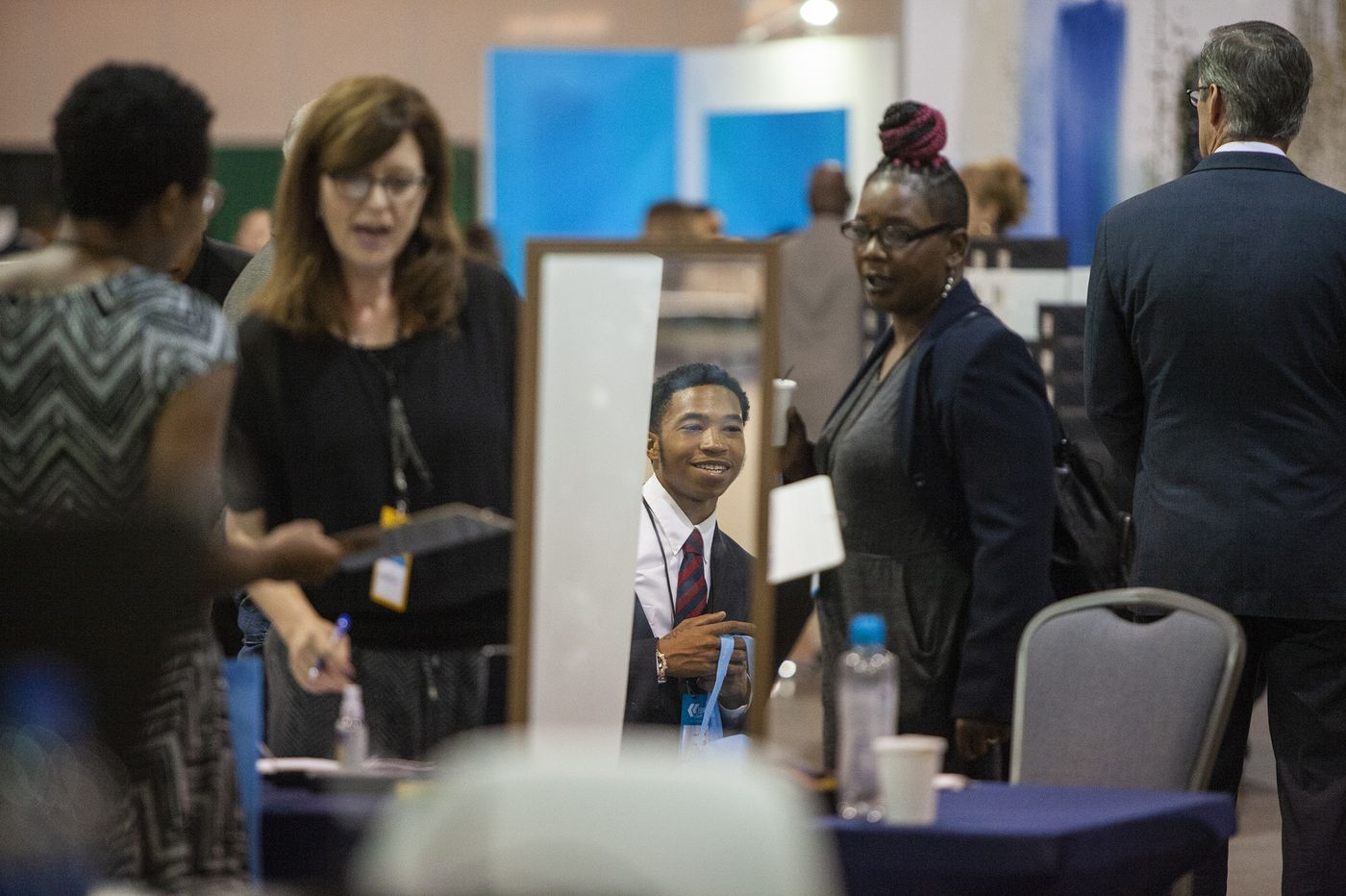 After the 'unfortunate event,' Starbucks organizes Philly corporates for a job fair at the Convention Center