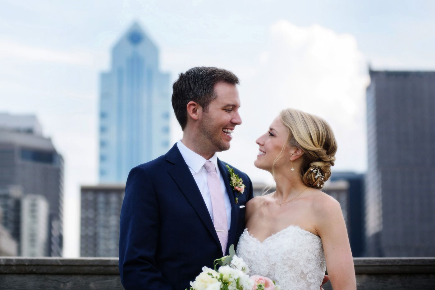 Philadelphia weddings: Lauren Miller and James Morse