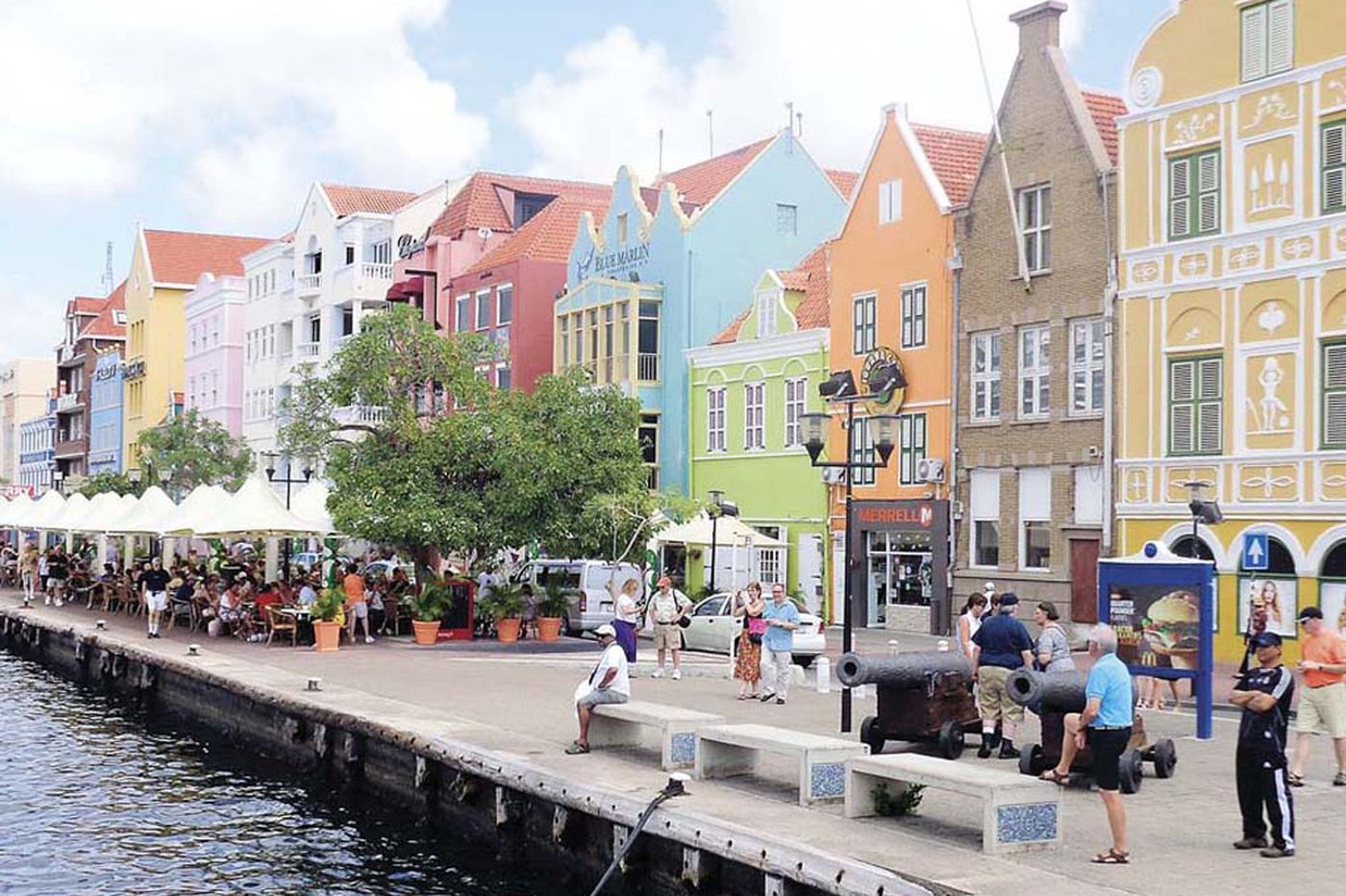 Curaçao displays Caribbean flair with Dutch roots