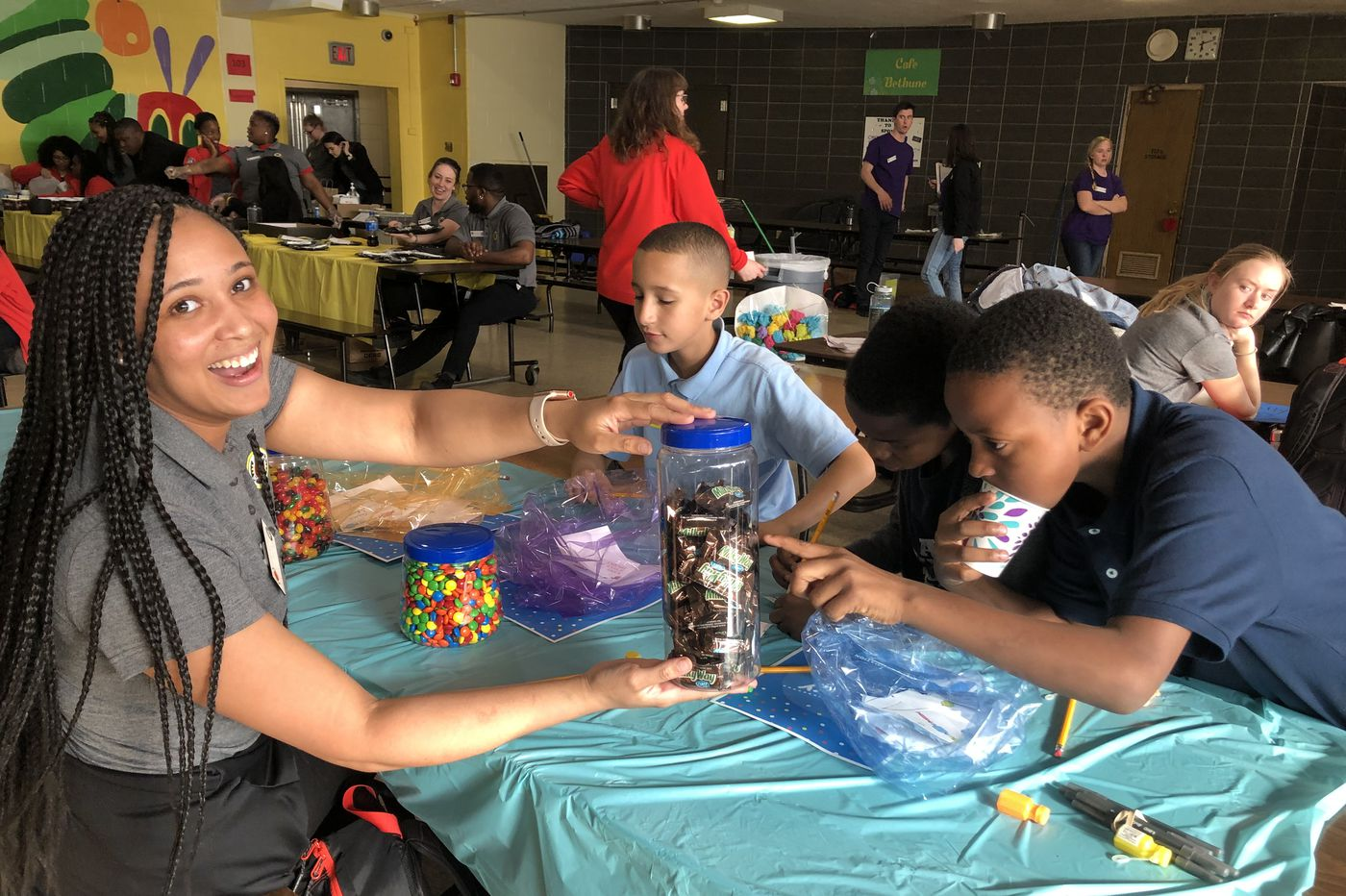 Philly becoming a national model for how to make serving the community more common