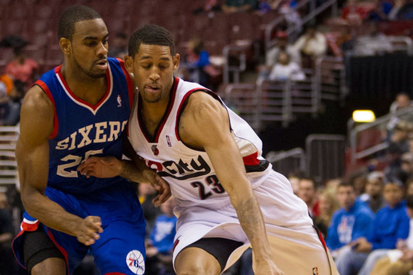 Sixers look to shore up perimeter defense