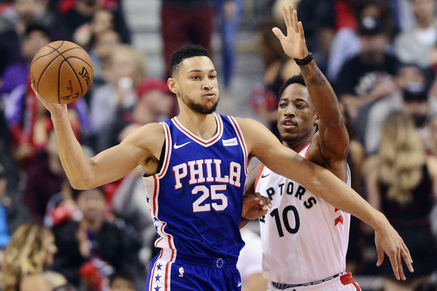 Sixers-Raptors final score: Five quick thoughts on Philly's 128-94 loss