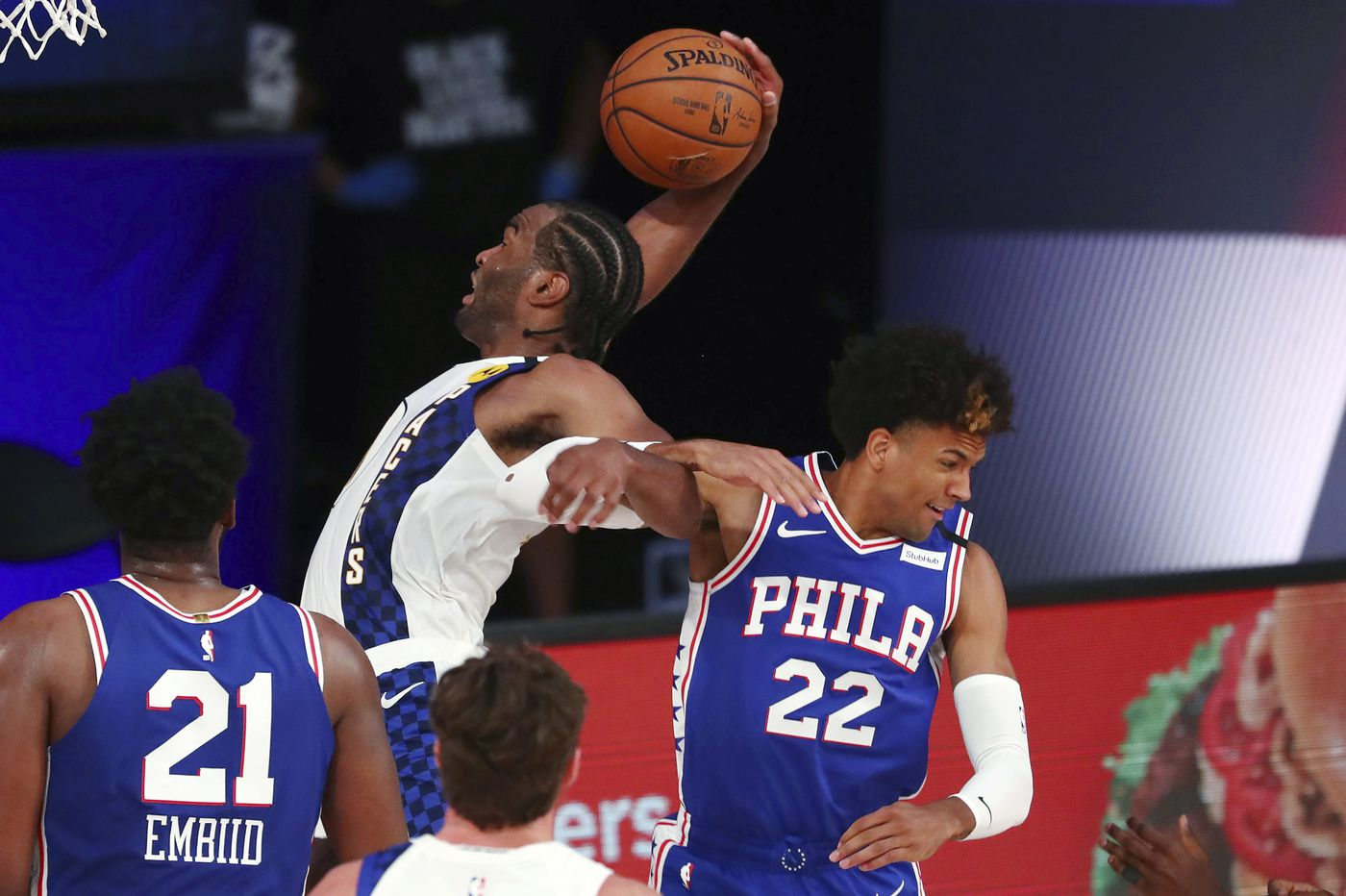 Sixers-Pacers best and worst awards: T.J. Warren's domination, Shake Milton's struggles, an altercation between teammates