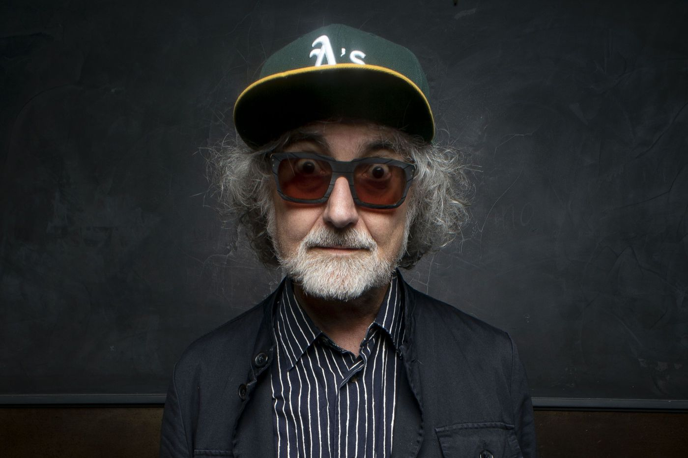 Back from the brink of death, Scott McCaughey rocks on at 'Stroke Manor'