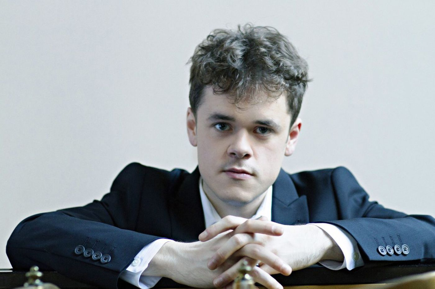Benjamin Grosvenor makes debut at the Kimmel - without the meat and potatoes