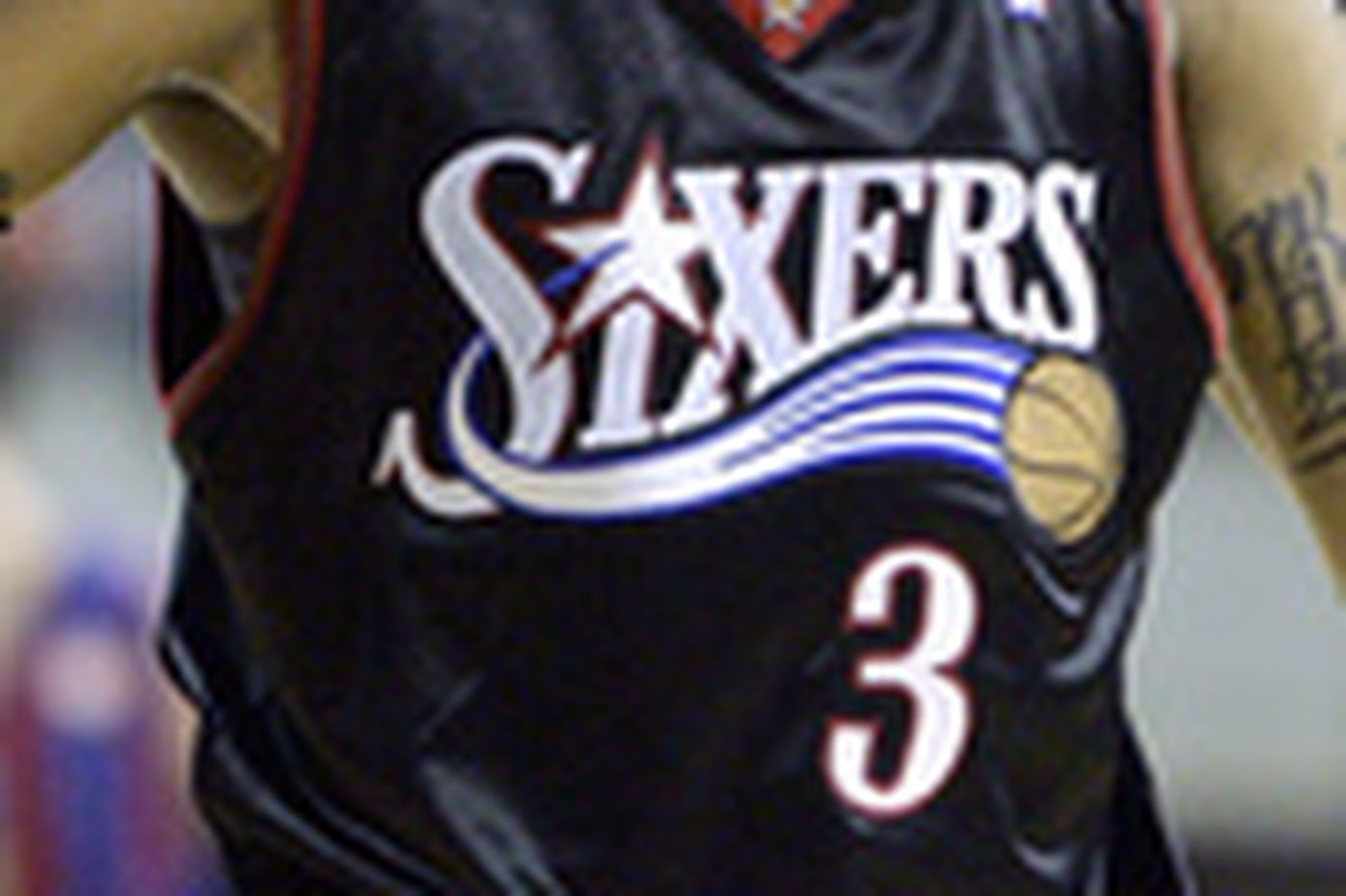 Iverson: 'It just looks dull' when he sees Sixers on TV