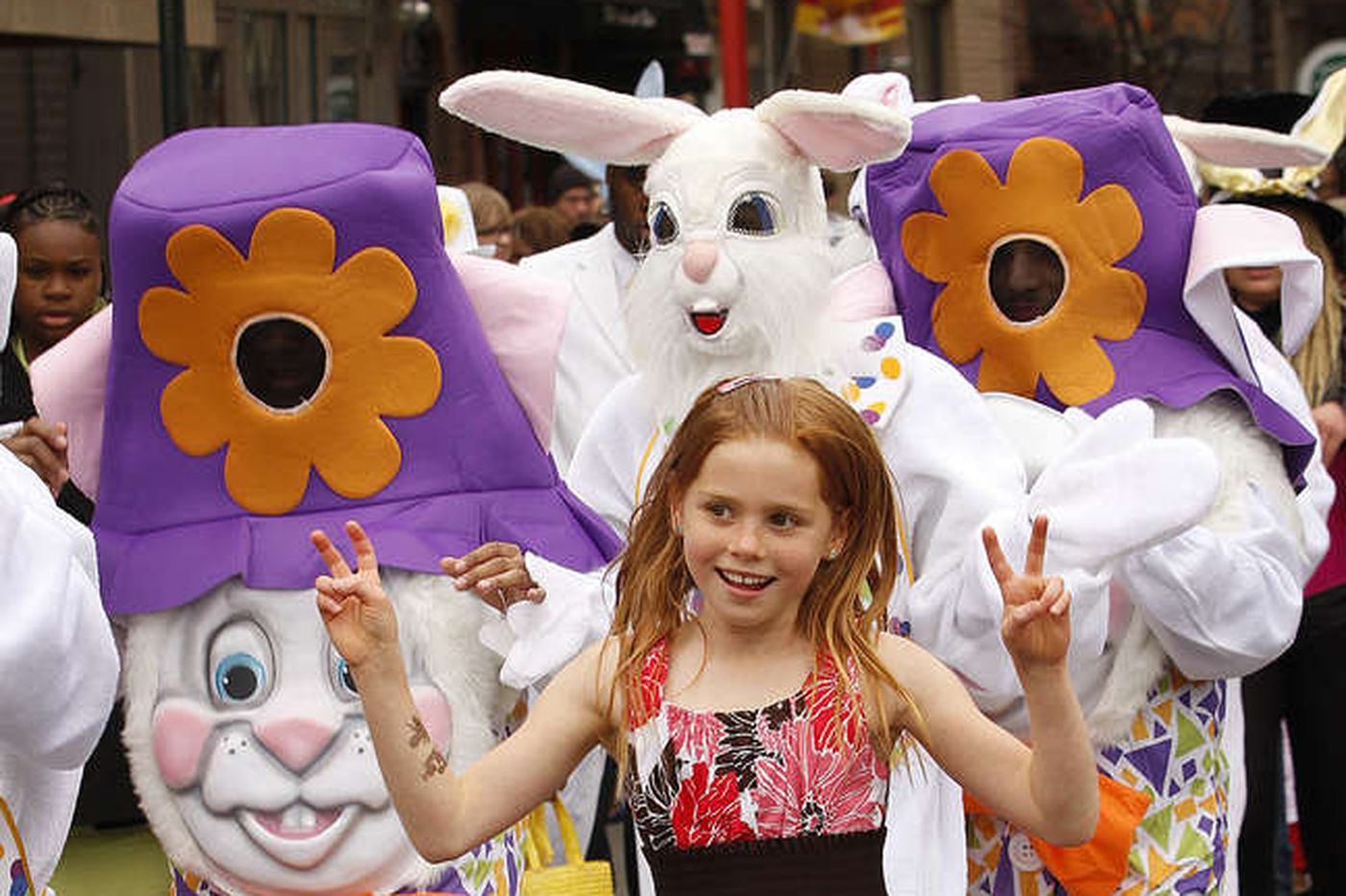 Where to visit the Easter bunny and get your Passover Seder on