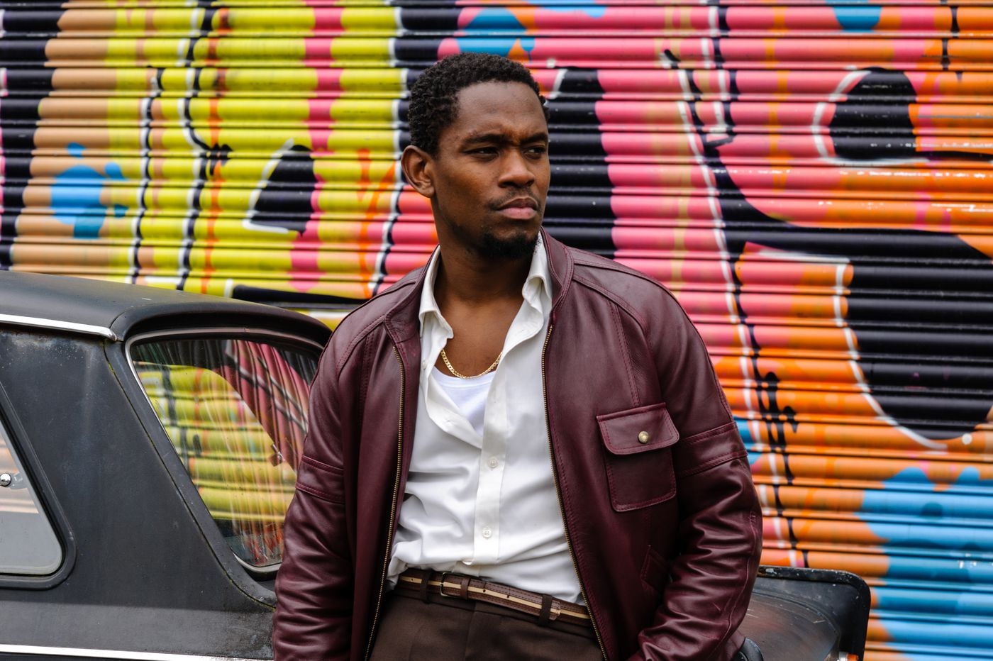 Idris Elba makes directing debut in uneven 'Yardie'   Movie review