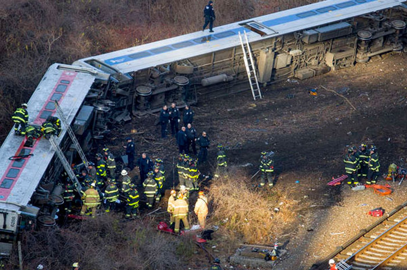 SEPTA official: Bronx-like derailment 'not a likely scenario' here
