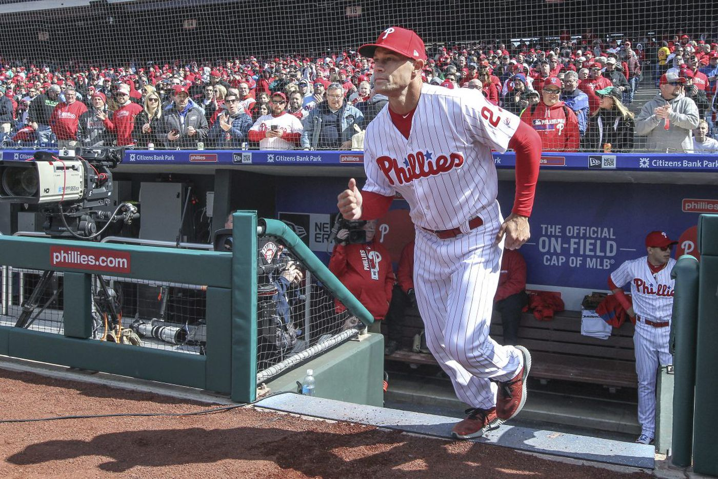 Phillies get a day off following Gabe Kapler's home debut boos | Extra Innings