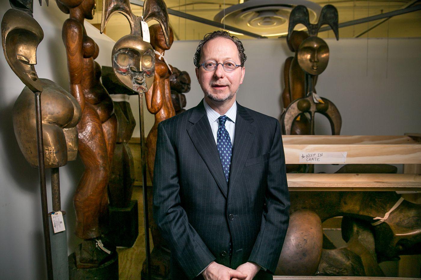 David Brigham is leaving PAFA to run Historical Society of Pennsylvania