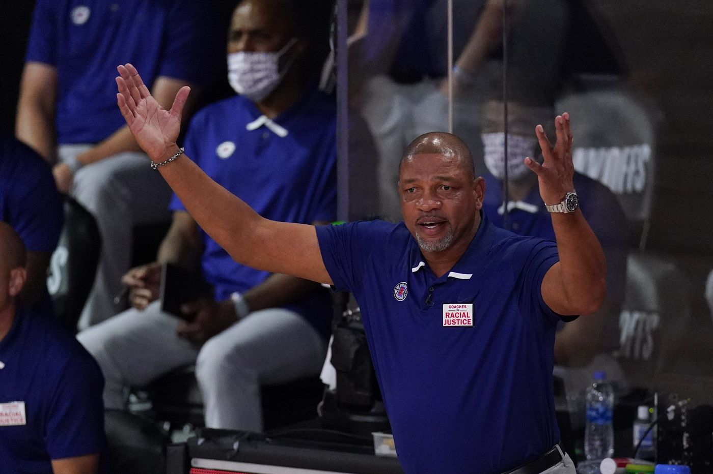 New Sixers coach Doc Rivers has suffered some playoff heartache despite a successful career