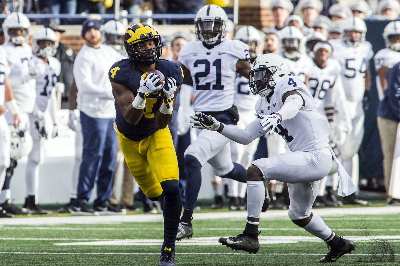 Penn State gets blown out in Michigan again, suffers 42-7 loss