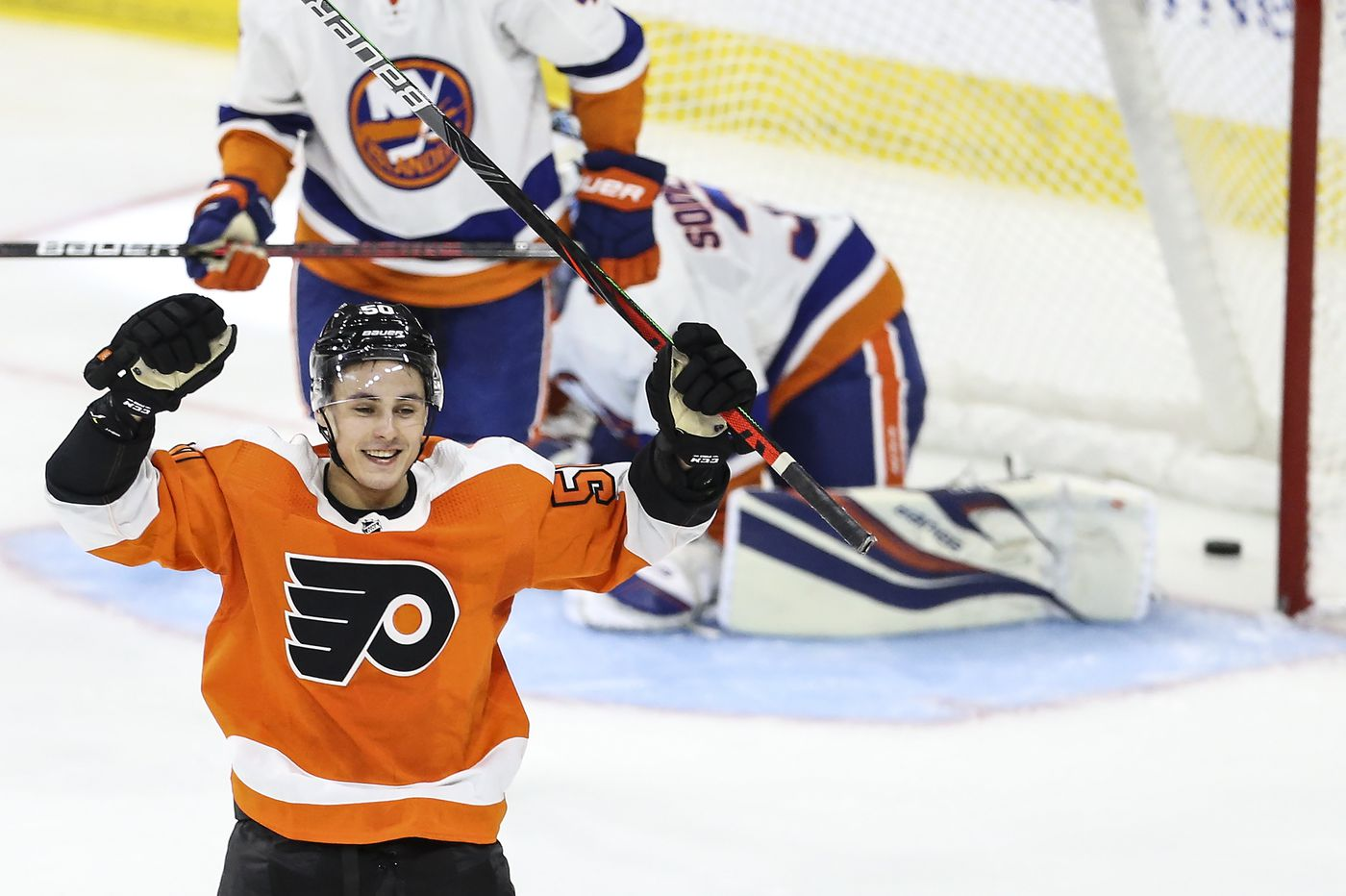 Flyers shake up roster after back-to-back clunkers