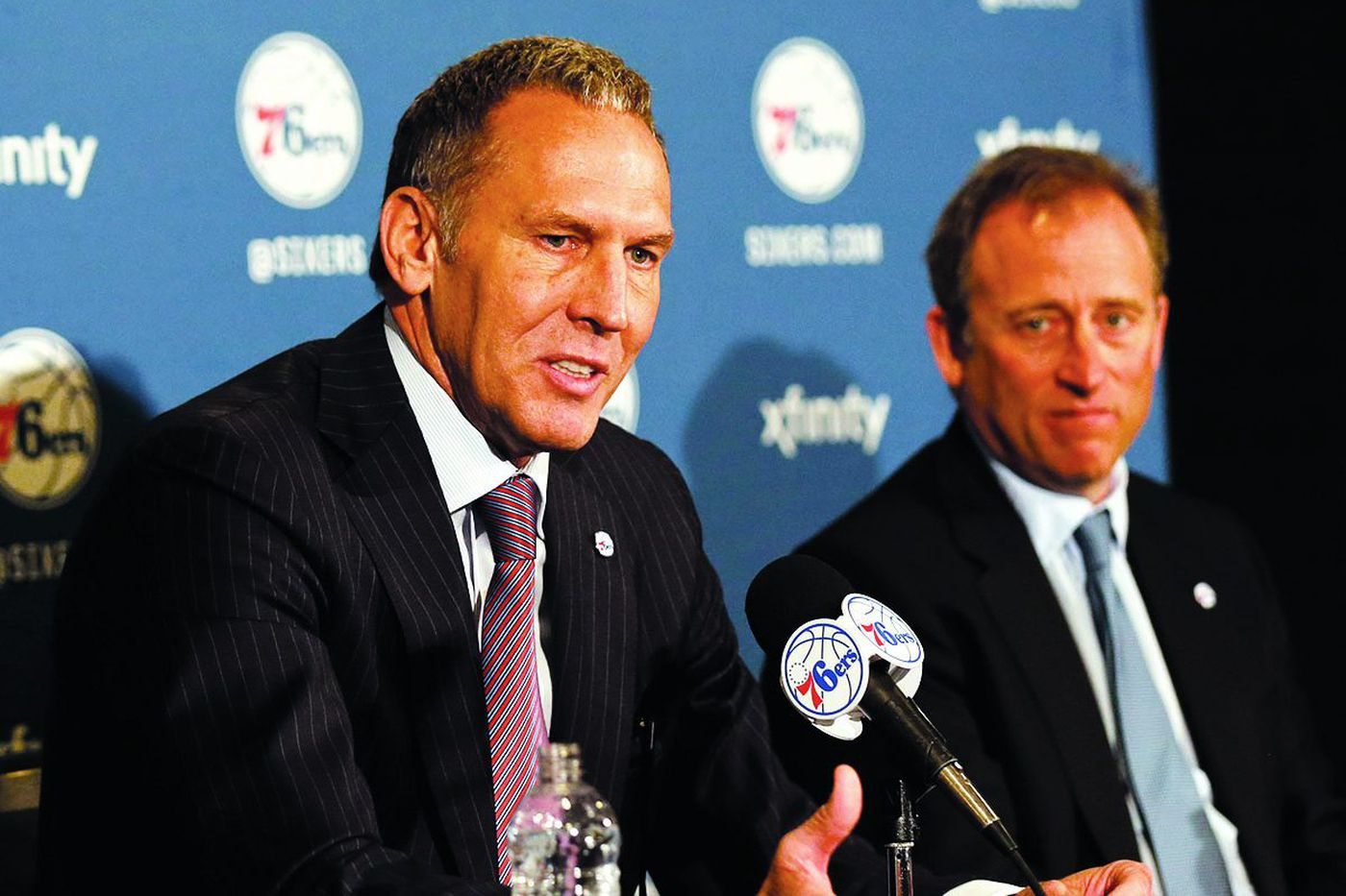 How did Bryan Colangelo and the Sixers get here? A timeline from the Process to the Twitter mess