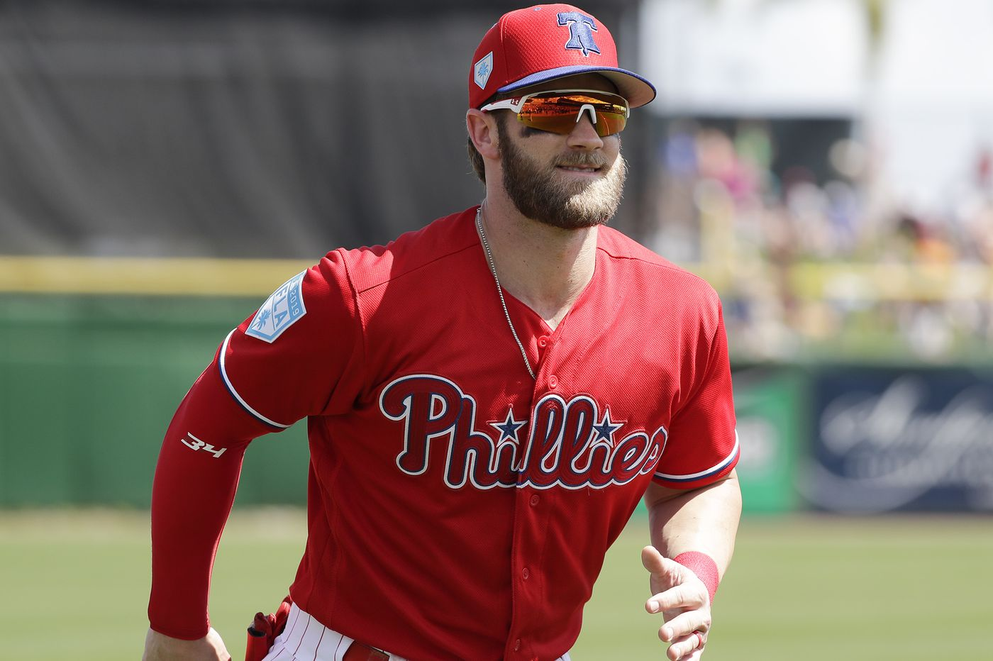 Is Bryce Harper being Dominicanized with the Phillies?