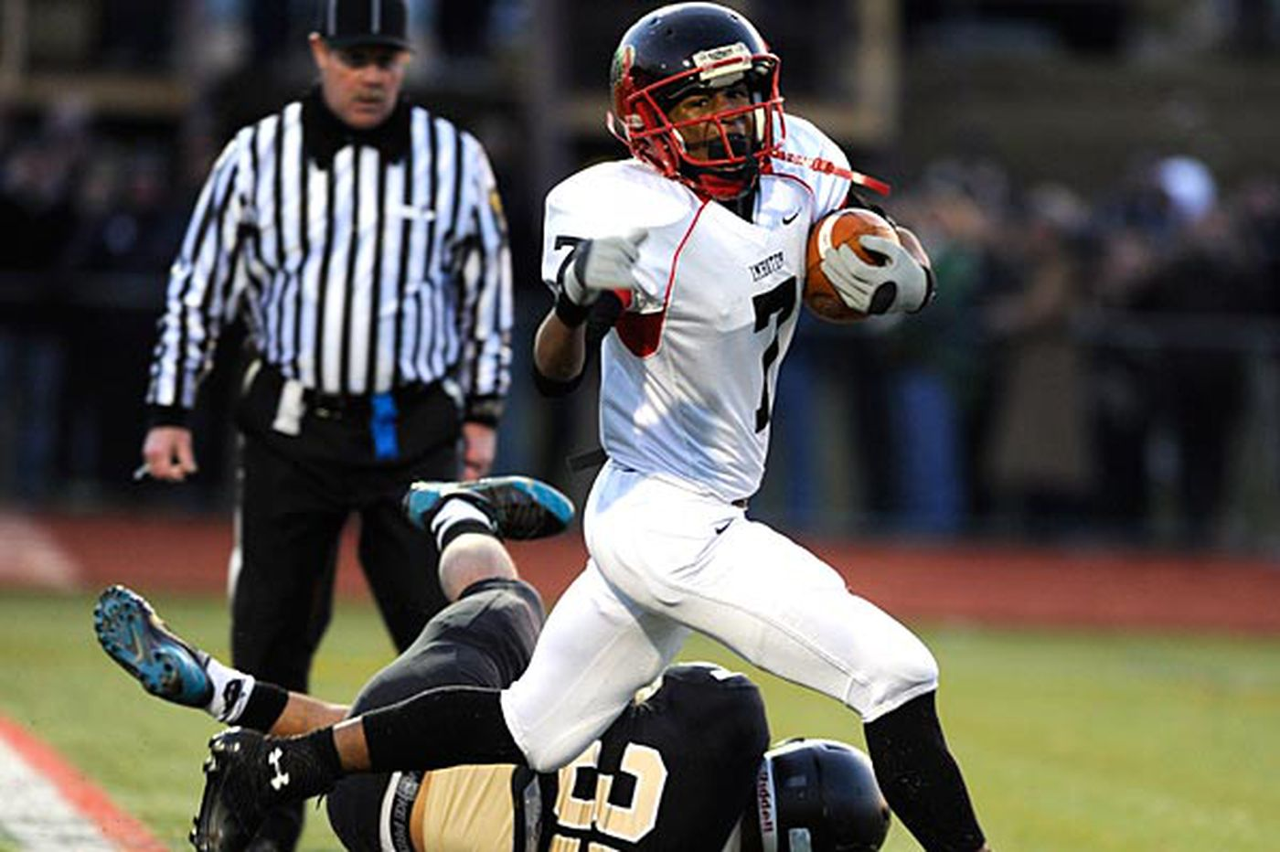 Imhotep wins semifinal with shutout