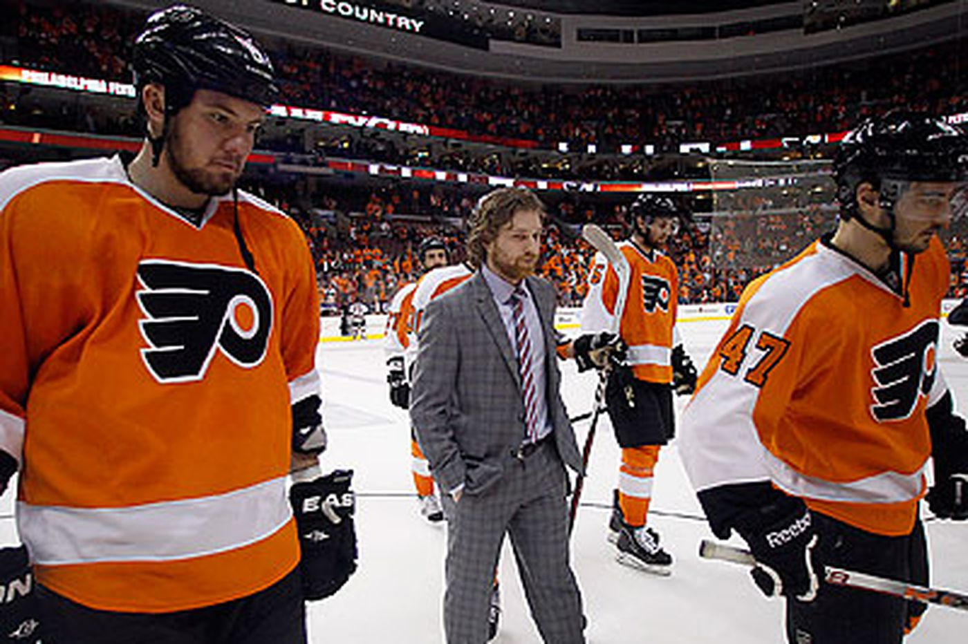 Frequent Flyers: 5 questions heading into Flyers' offseason