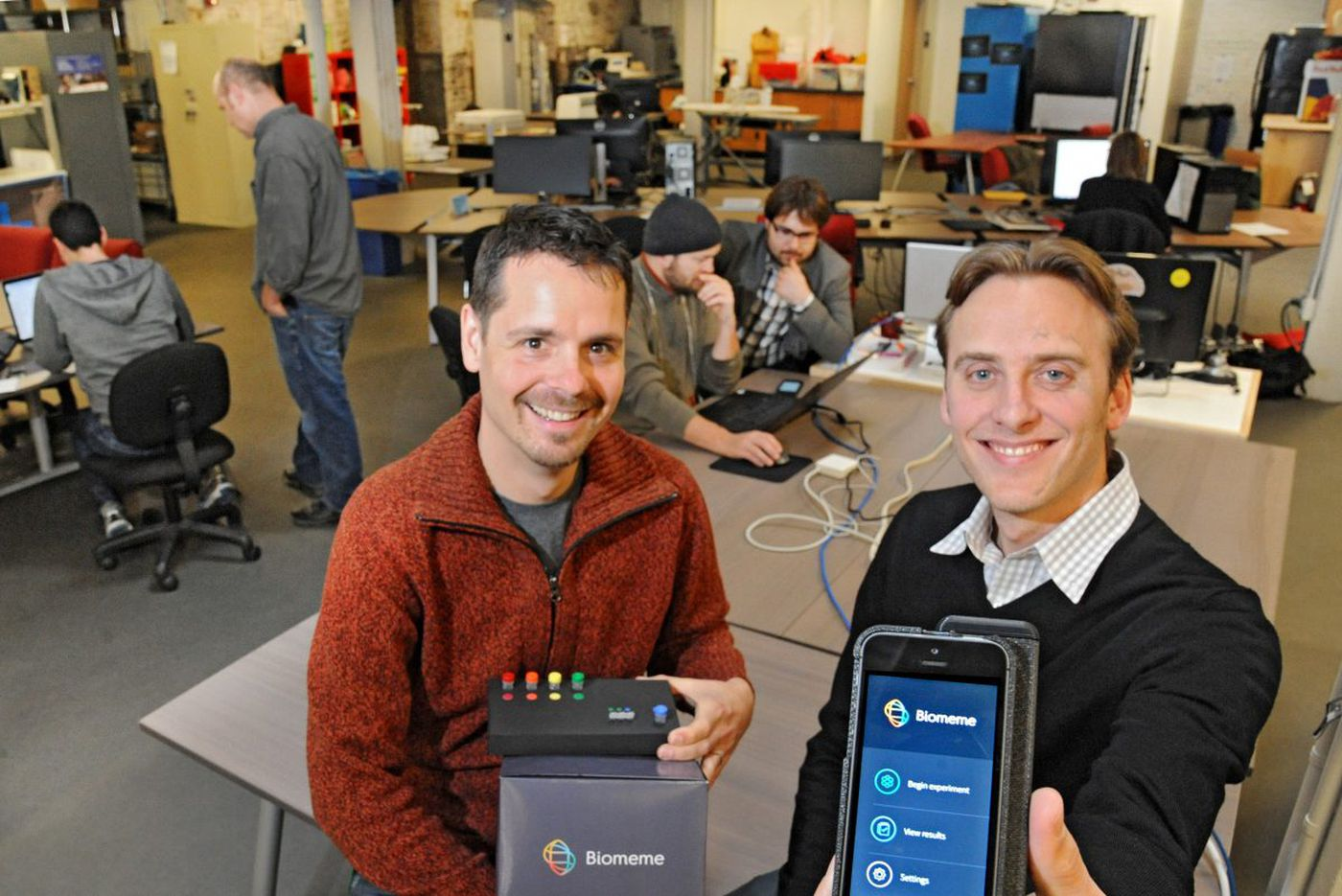 NextFab draws makers from Boston, NYC to Philly
