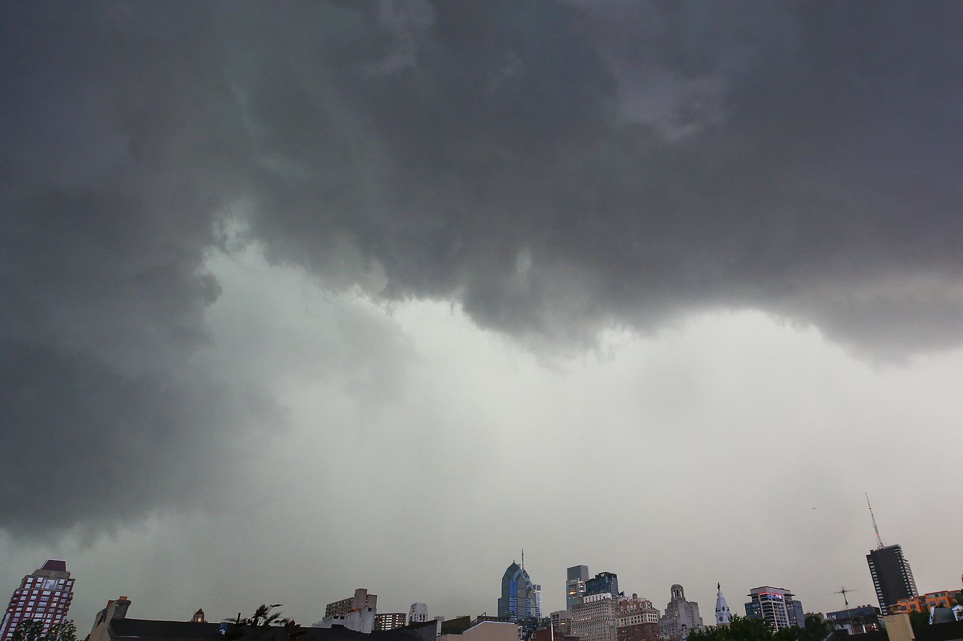 Tornado watch for entire Philly region until 10 p.m. Thursday