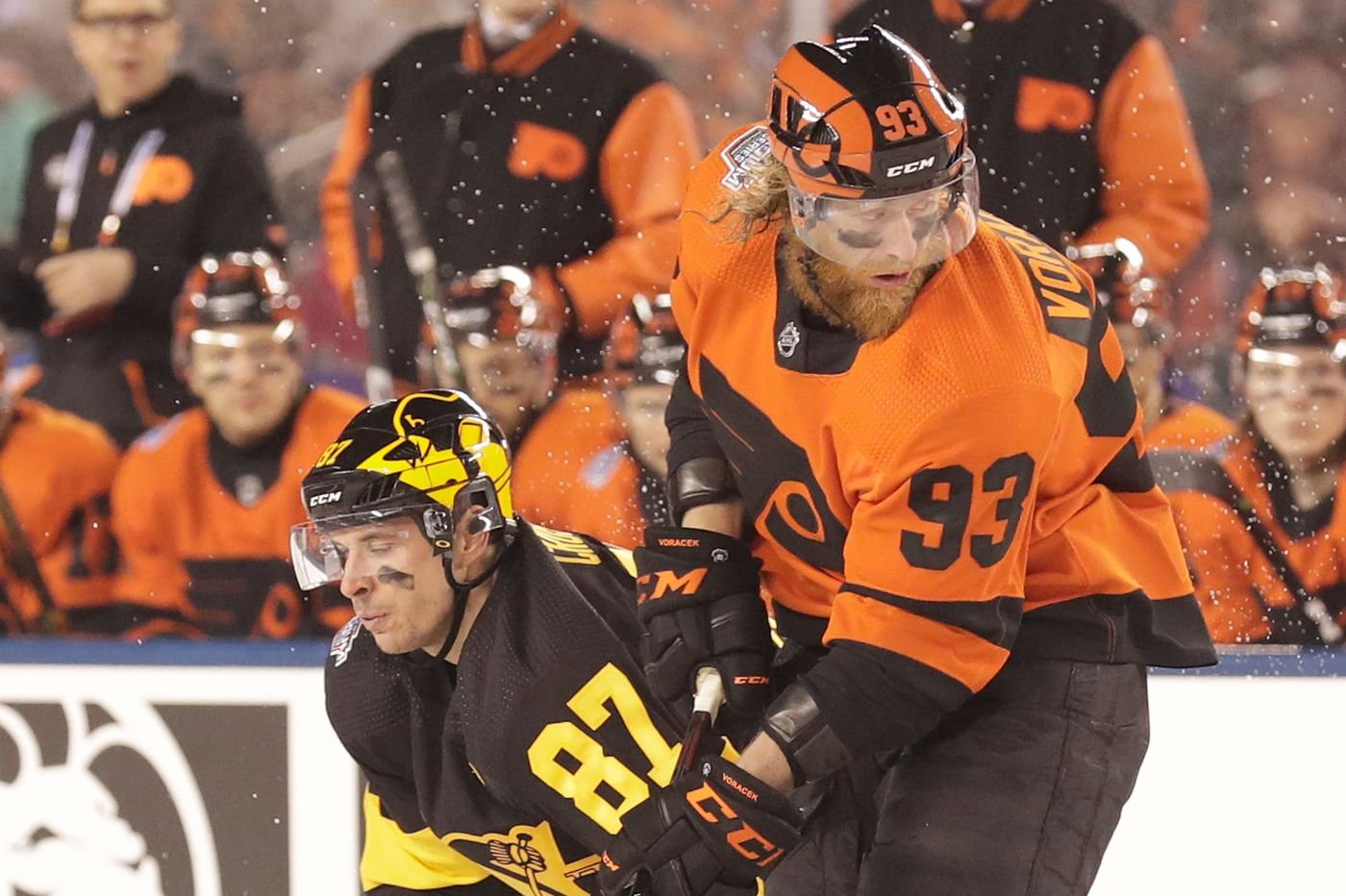 Flyers need a healthy Jake Voracek to complete unprecedented run to a playoff berth