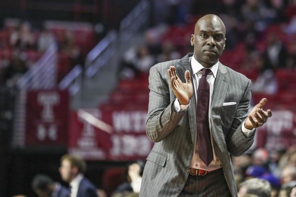 Against Villanova, Temple's Aaron McKie has chance to win Big 5 title as a coach