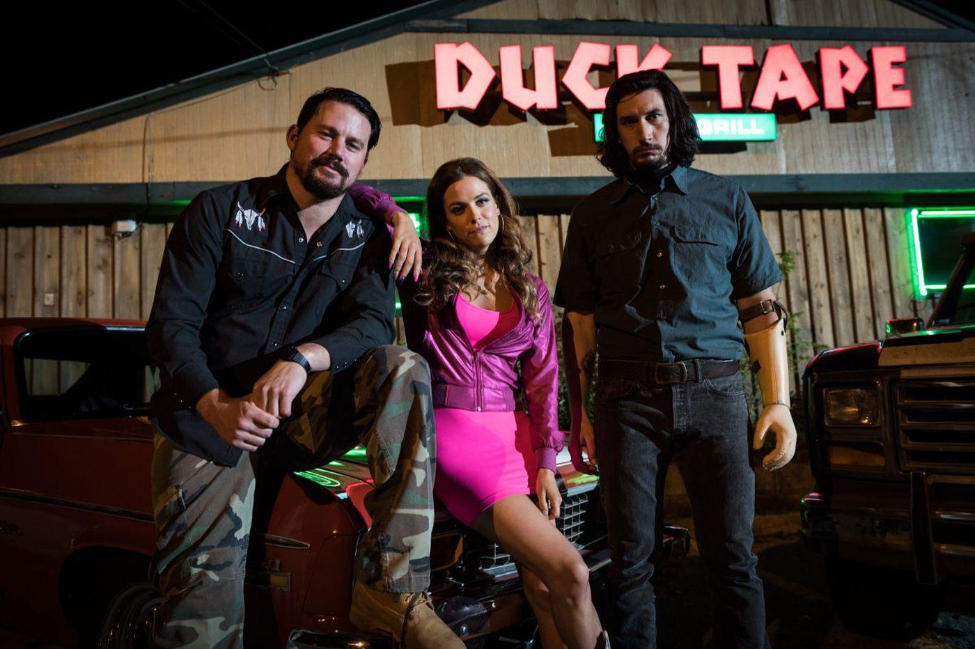 'Logan Lucky': Steven Soderbergh hooks up with Channing Tatum for hillbilly heist movie