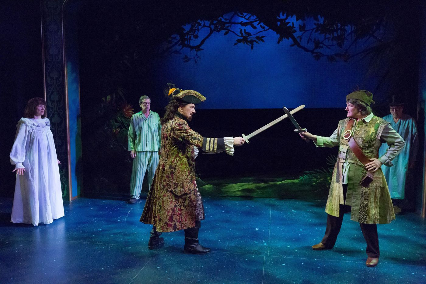 'For Peter Pan' at People's Light never really takes flight