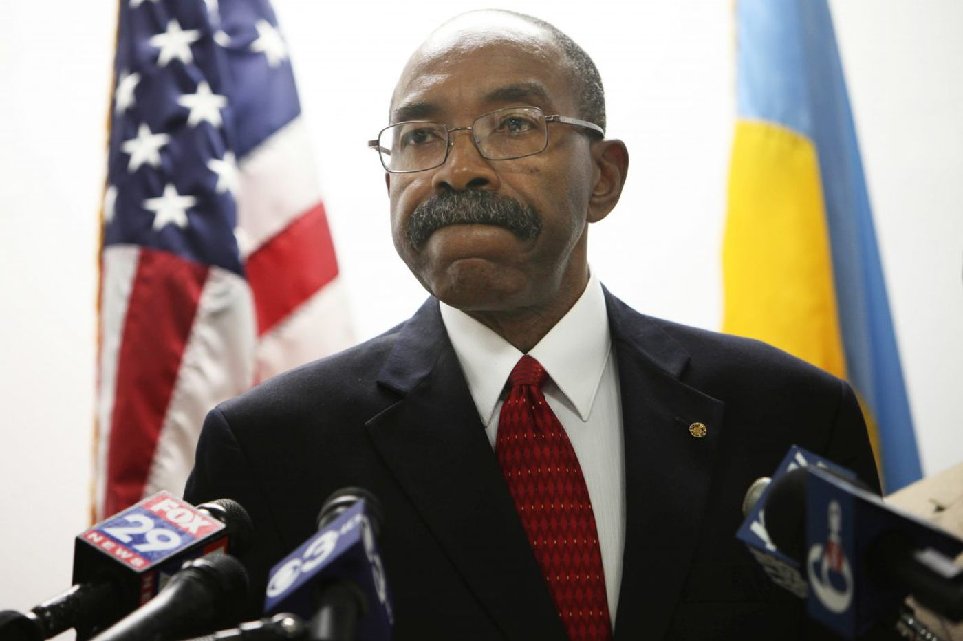 Ex-Philly Sheriff John Green's bribery trial opens with attack on his successor