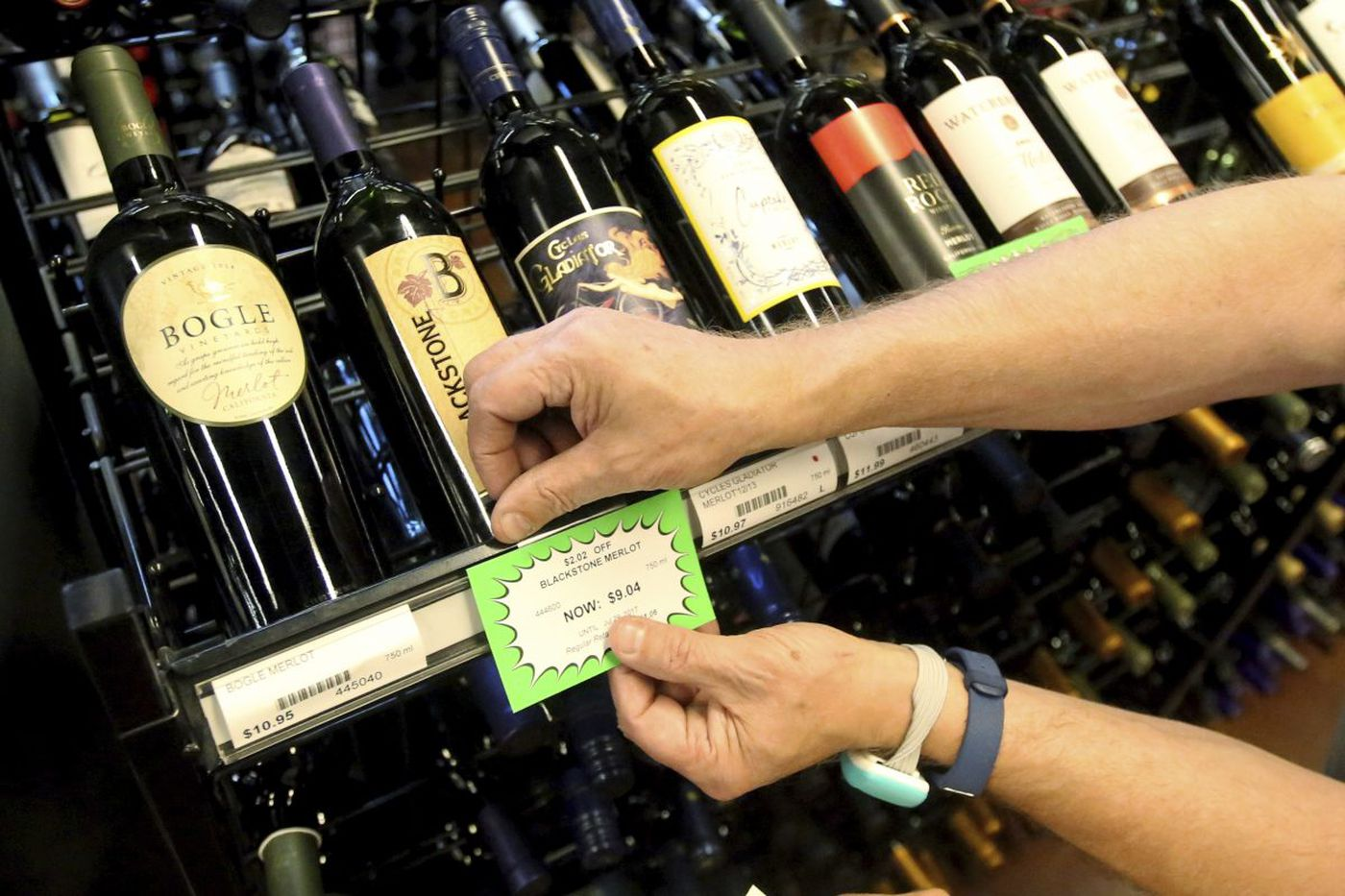 What Pennsylvania should do is get out of the liquor business