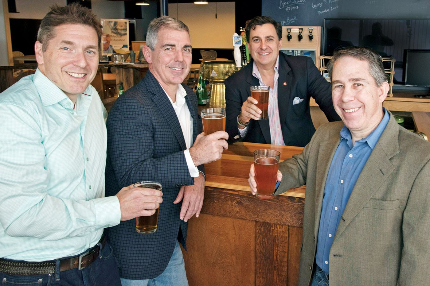 Philly-area start-up aims to put a sensor on the tap to measure beer drinking