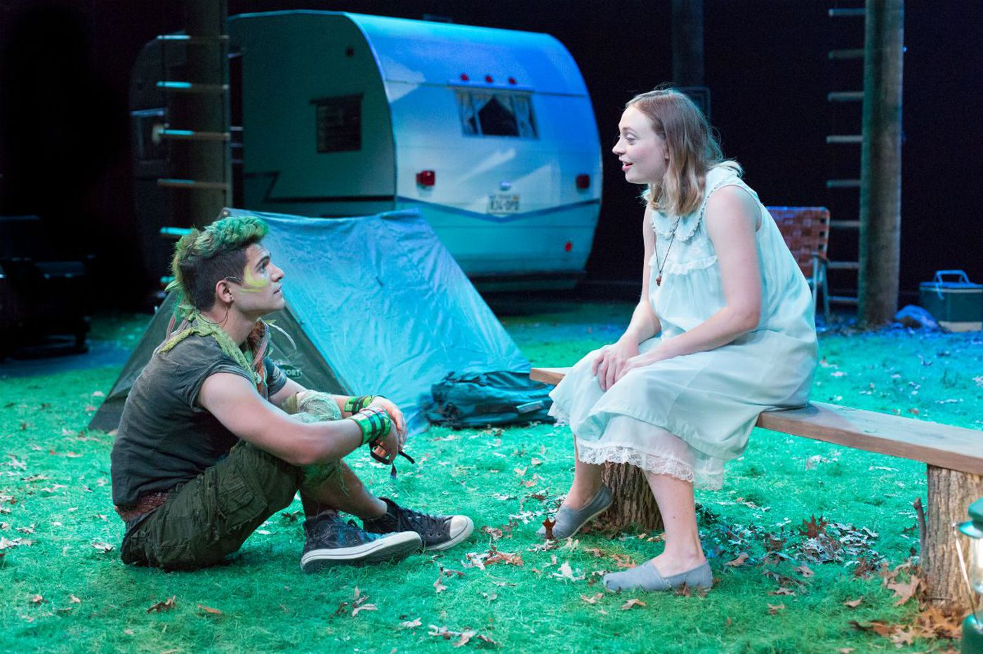 Arden's 'Peter Pan': A fresh, clever retelling, with imagination