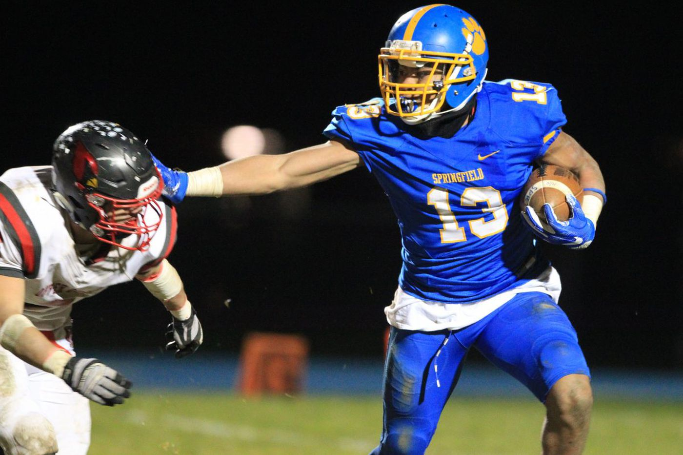 Kyle Long, Springfield-Delco advance to district final past Upper Dublin