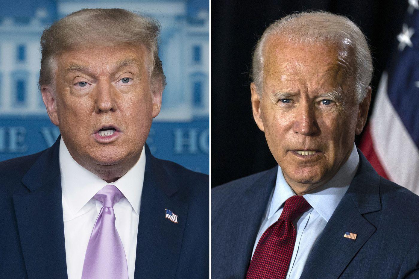 Biden outspent Trump $10 million to zero on TV in Pennsylvania last month