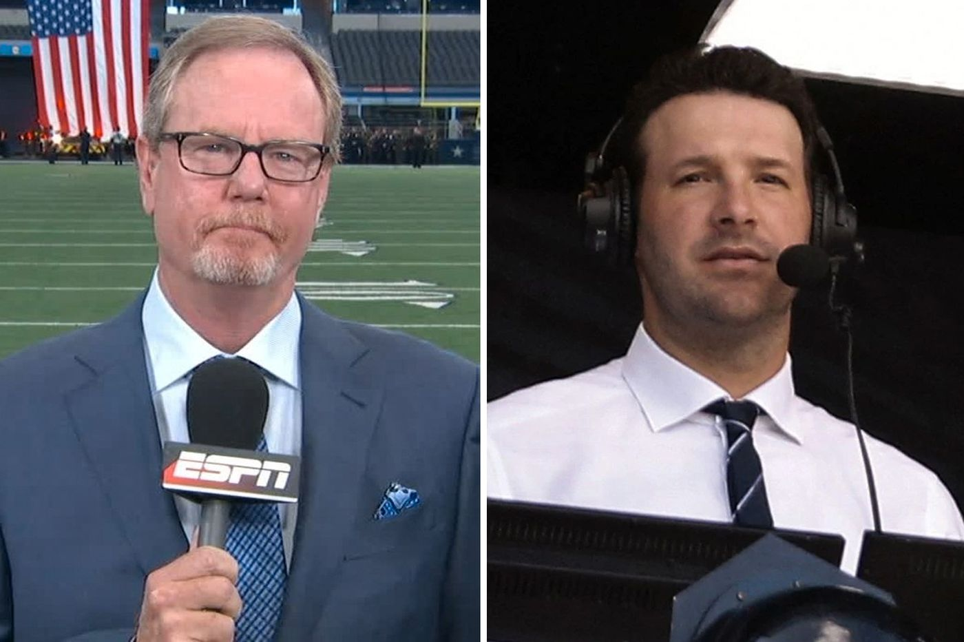 Ex-ESPN reporter Ed Werder isn't a fan of Tony Romo's potty mouth