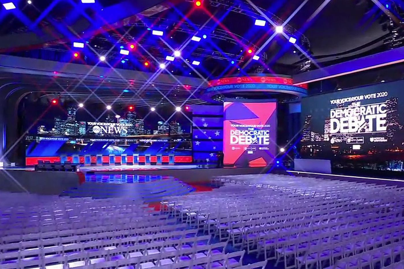 Third Democratic debate: Start time, candidates, how to watch and stream