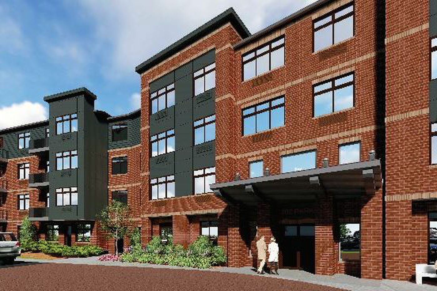 Development would transform blighted strip along Cooper River in Cherry Hill into luxury apartments