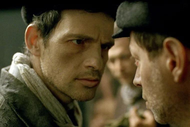 """Géza Röhrig stars as Saul in """"Son of Saul."""""""