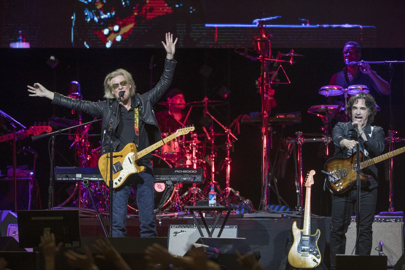 Hoagie Nation festival returns: Hall & Oates and Train will headline