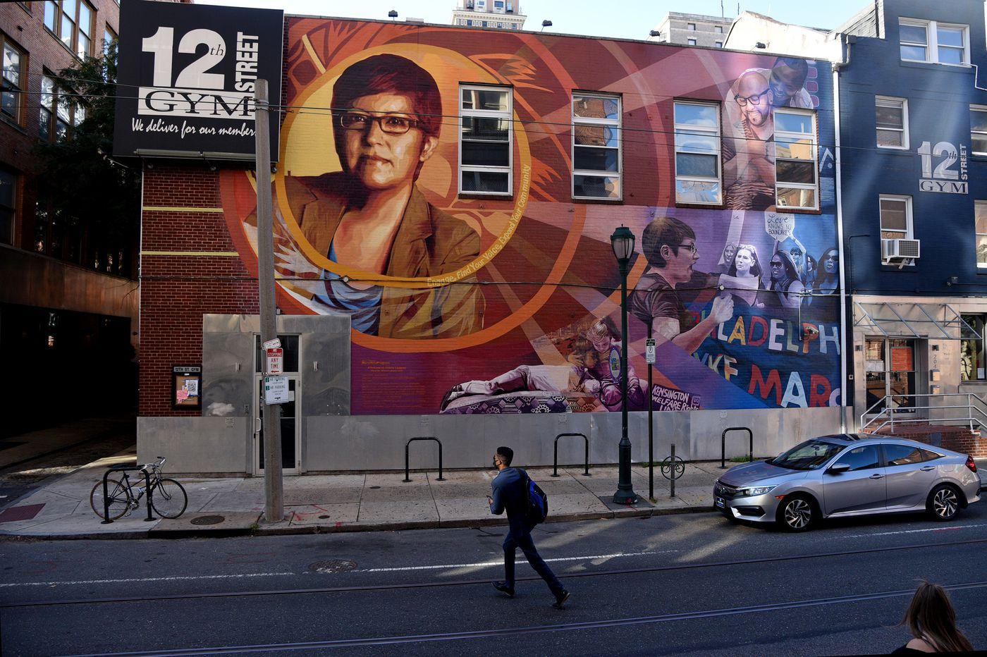 Gloria Casarez mural is irreplaceable and must be saved | Opinion