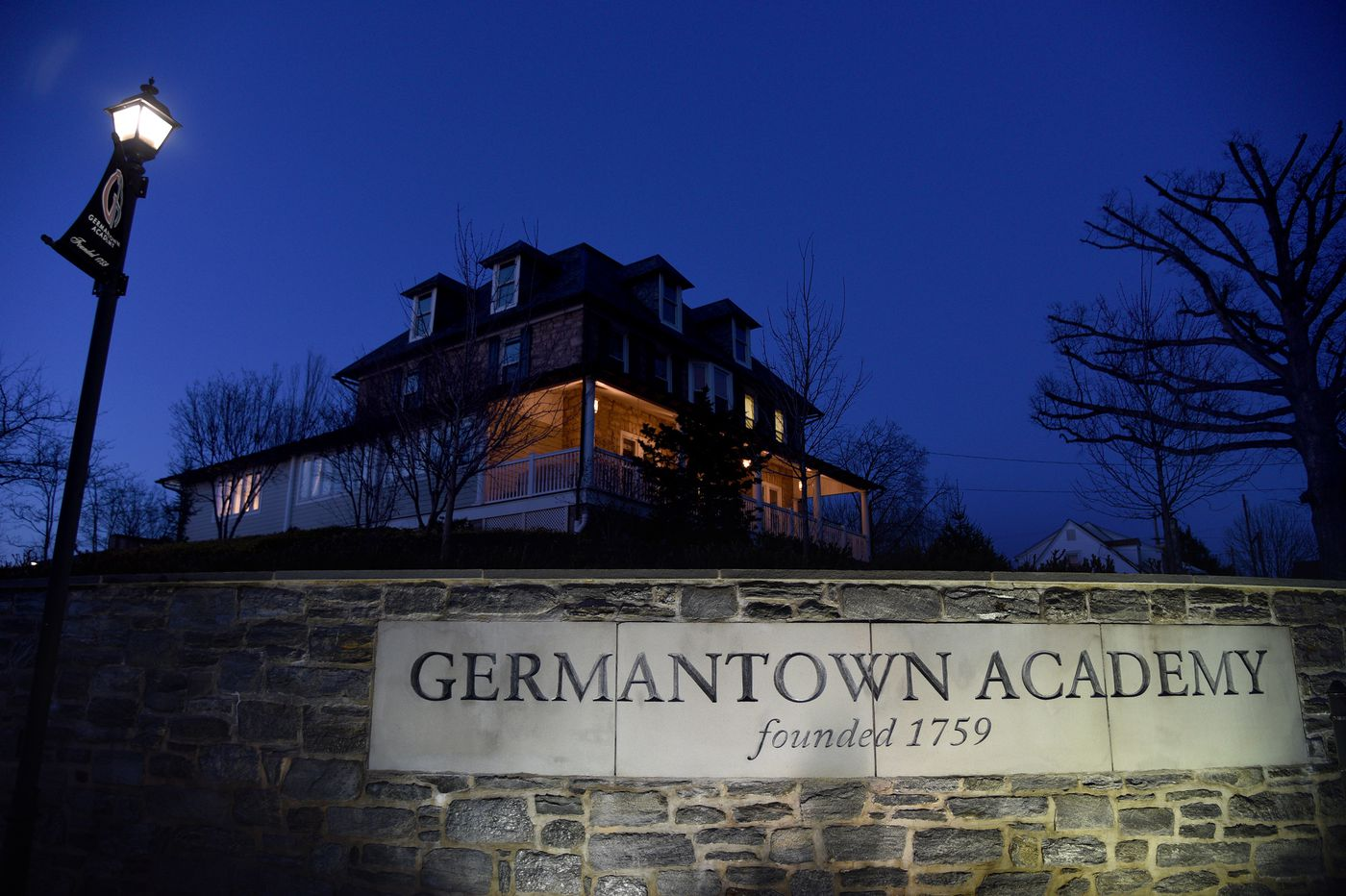 A Germantown Academy teacher had a sexual relationship with a 17-year-old student, police say