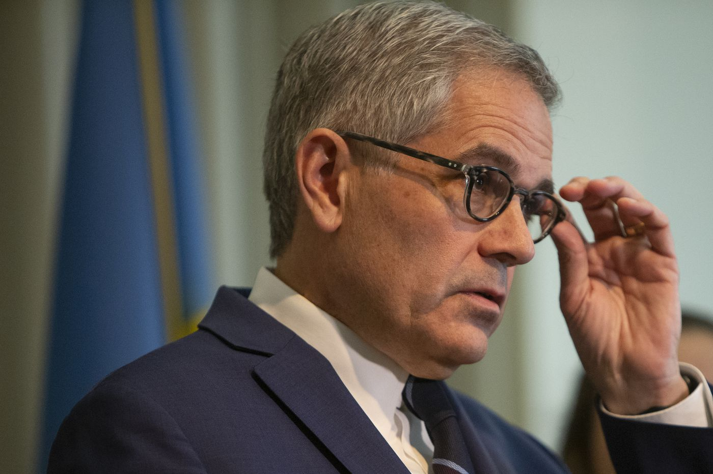 Report: DA Krasner 'very close' to rolling out policy decriminalizing drug possession