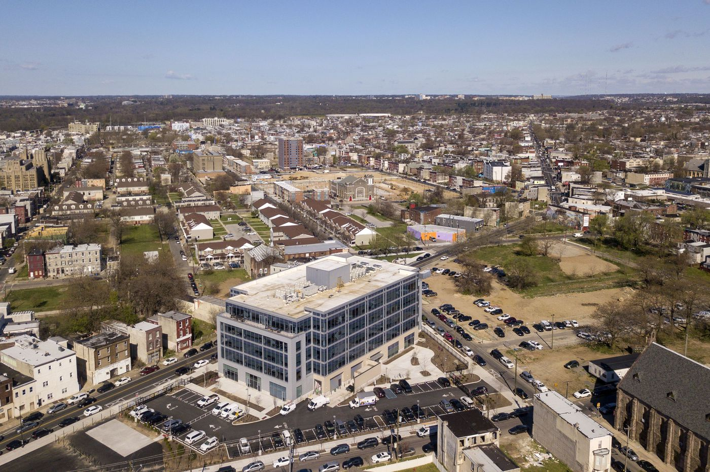 Fed government grants Philly $30M for affordable housing at former Blumberg tower site