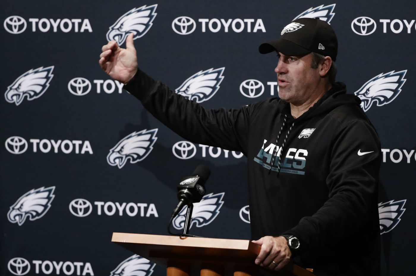 Hayes: Pederson right to admit he was wrong